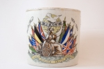 Comemorative mug - front