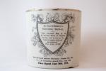 Comemorative mug - rear