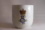 King Edward vii comemorative cup