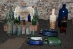 Various poison bottles
