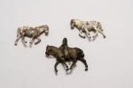 Metal Childrens Toys, Horses