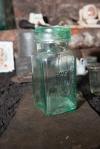 """""""Alvina Pickle"""" glass jar"""