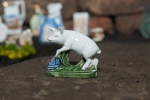 White Pig, part of a larger piece
