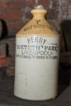 """Large """"Perry - Toxteth Park, Liverpool"""" jar"""