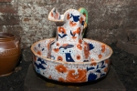 Washbasin and Jug, in complete condition